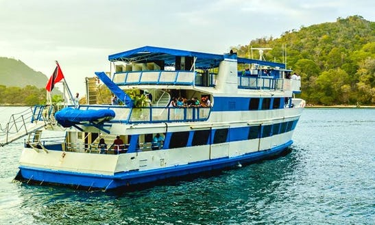 Charter A Passenger Boat In Mount Port Of Spain, Trinidad And Tobago