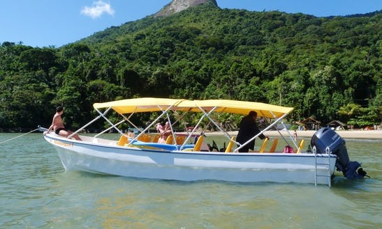Charter A Bowrider In Paraty, Brazil