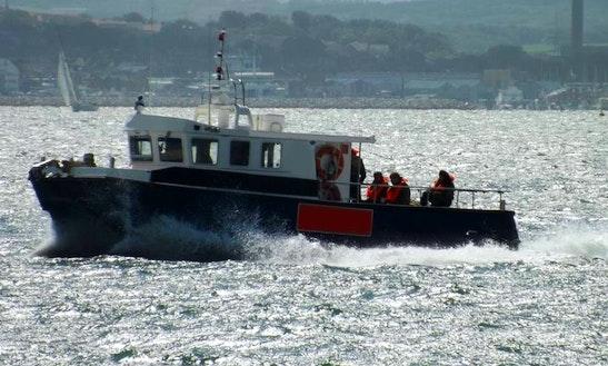 Fishing Charter On 33ft
