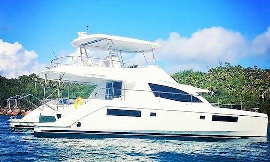 Charter 51' Leopard Power Catamaran In Bukit Mertajam, Malaysia
