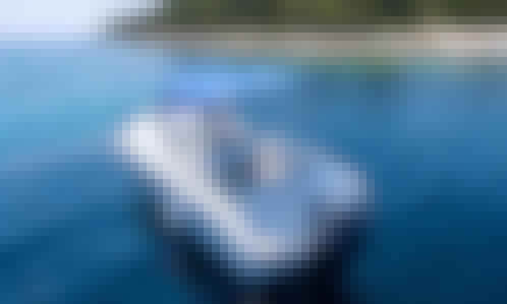 Ranieri Shadow 22 Deck Boat Rental in Mali Lošinj, Croatia