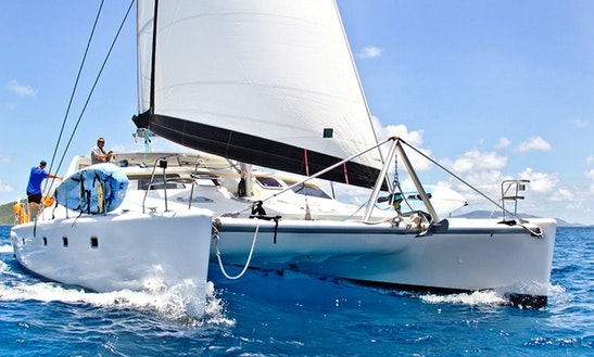 Luxurious Cruising Catamaran