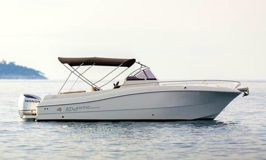 Atlantic Marine 750 Open (2017) - Trogirsplit