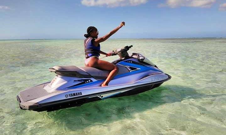 Jet Ski Rental in Tobago Pigeon Point or Store Bay Beach