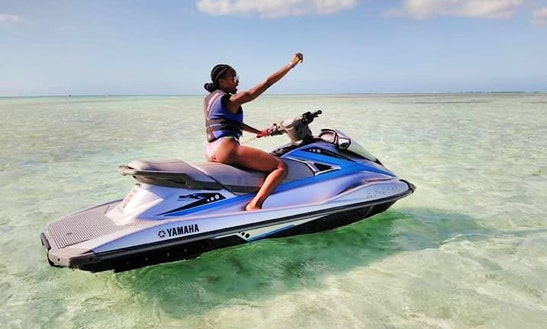 Jet Ski Rental In Tobago Pigeon Point Or Store Bay Beach