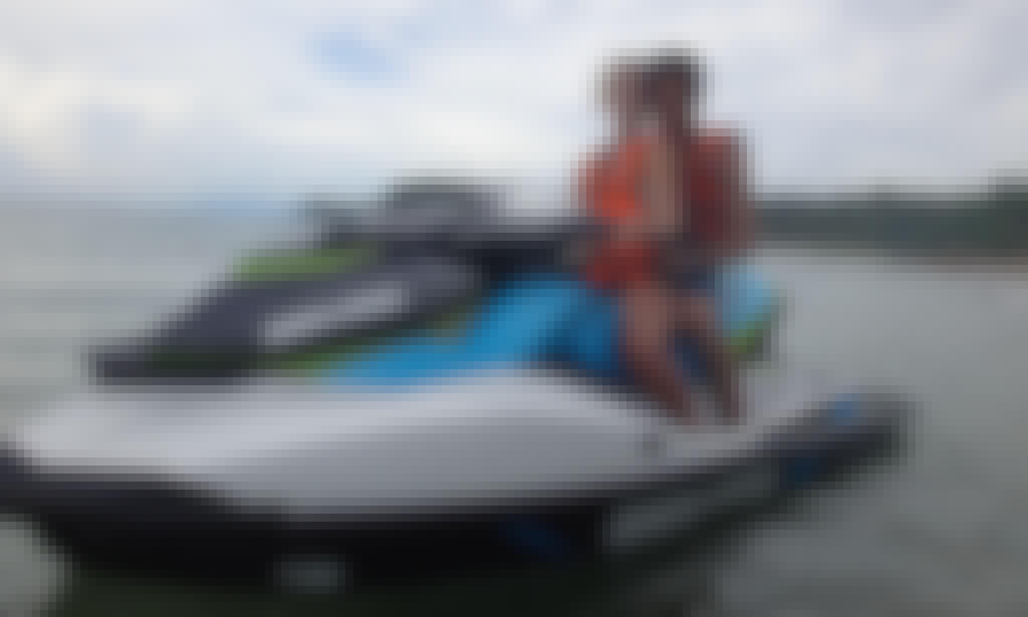Half Hour Jet Ski Ride in Puerto Galera, Philippines