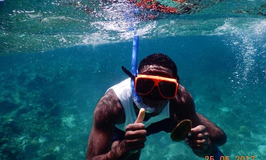 Enjoy Snorkeling In Montego Bay, Jamaica