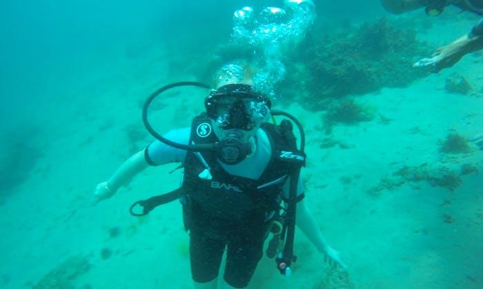 Scuba Diving in Tanjung Benoa