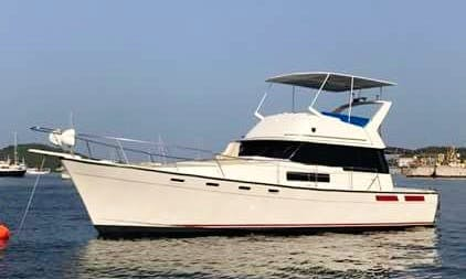 Charter 40' Motor Yacht in Diego Martin Regional Corporation, Trinidad and Tobago