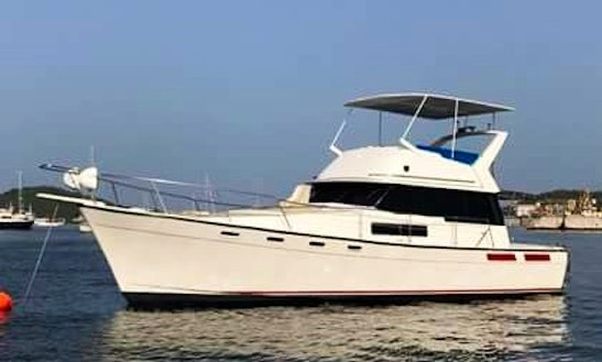 Charter 40' Motor Yacht In Diego Martin Regional Corporation, Trinidad And Tobago