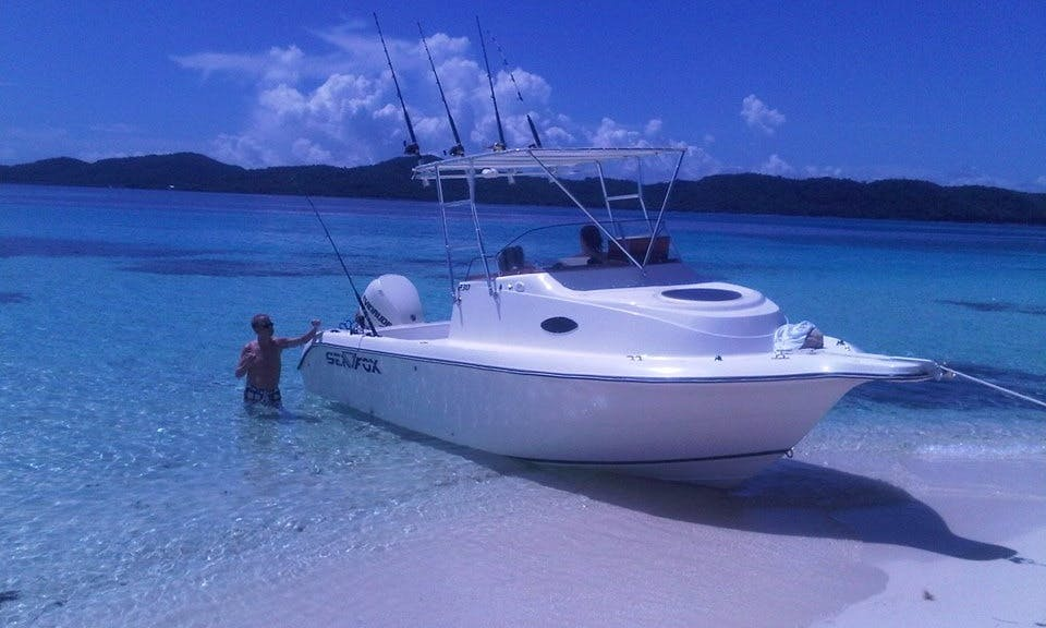 Private Fishing Charters in Roatan, Bay Isands of Honduras