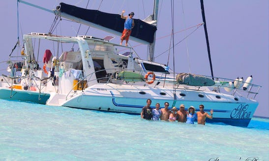 Cruising Catamaran Rental In Malé