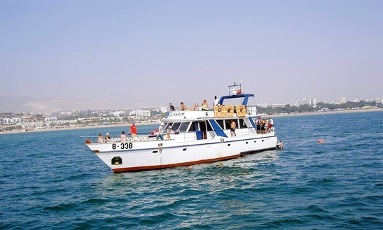 Cruise Boat For 36 People In Agadir, Morocco