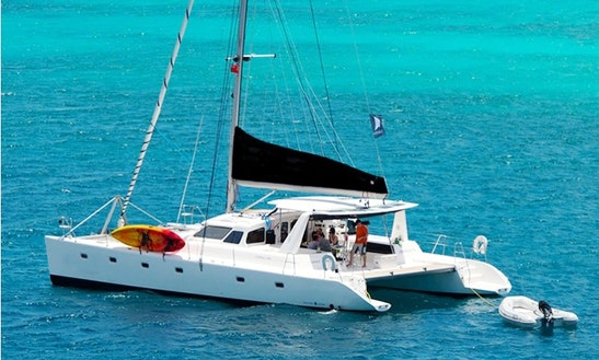 Cruising Catamaran Charter In Tortola