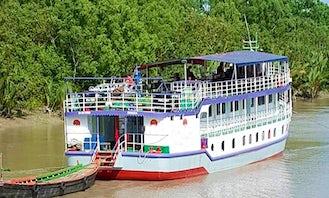 Charter a Passenger Boat in Khulna, Bangladesh