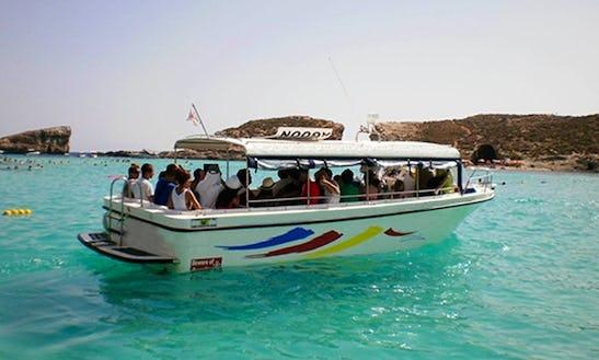Cruising In Mgarr, Malta