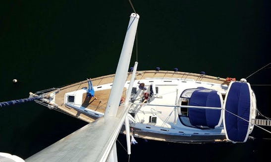Sailing Charter On 56ft