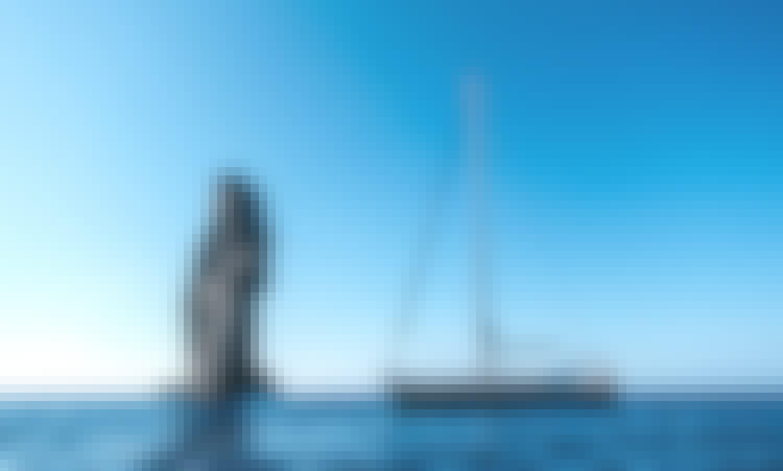 "Sailing Charter On 56ft ""Windueller"" Ocean Star Cruising Monohull In Napoli. Italy"
