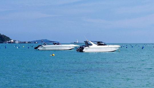 Private Speedboat Charter Phuket - Phi Phi Islands - Single Engine - Full Day