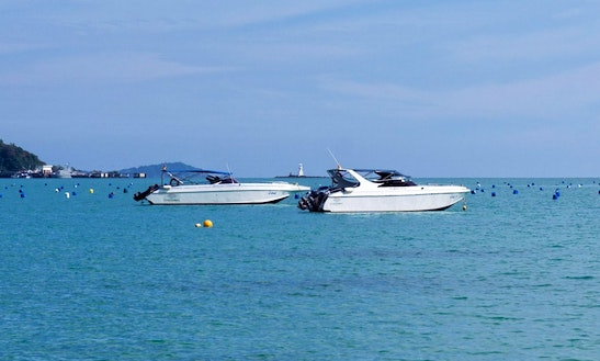 Private Speedboat Charter Phuket - Phi Phi Islands - Single Engine - Full Day