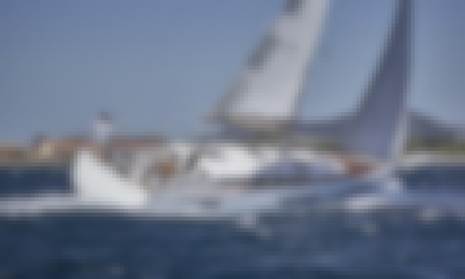 """Malibà"" Sun Odyssey 440 Yacht Charter in Italy"