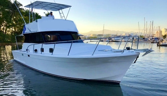 Fishing Charter 42ft