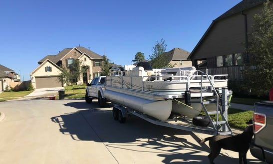 23ft Of Party With Atx Wake Adventures!