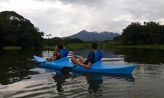 Enjoy Kayak Eco Tours in Granada, Nicaragua