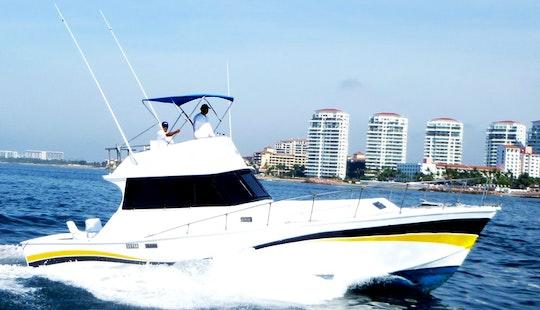 Fishing Charter 42ft