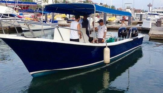 Diving Excursions & Courses In Puerto Vallarta