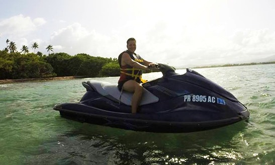 Rent A Jet Ski In Luquillo, Puerto Rico