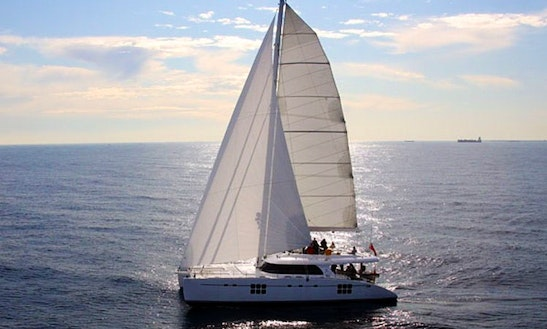 Cruising Catamaran Charter In Cruz De Huanacaxtle
