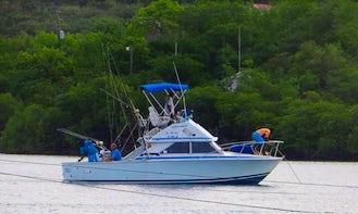 Enjoy Fishing in Saint Mary, Antigua and Barbuda on Sport Fisherman