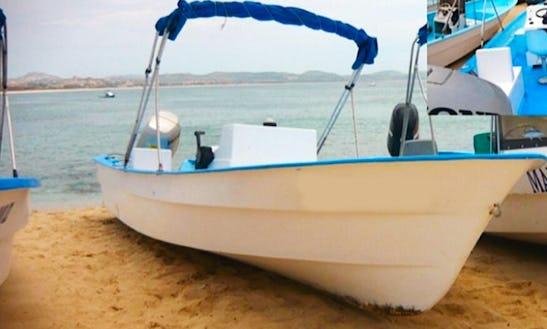 Enjoy Fishing In San José Del Cabo, Mexico On 22' Arcaa Center Console