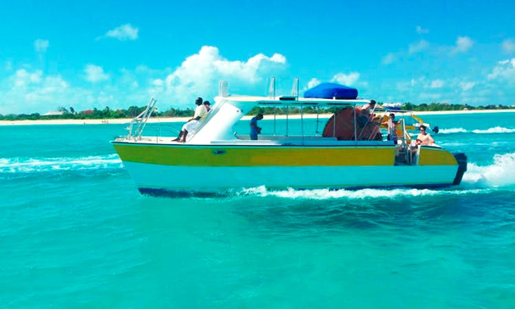 Private Charter on Day Dreamer in Turks & Caicos Islands