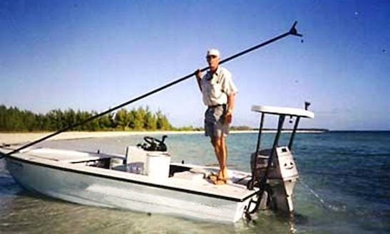 Guided Bonefishing Charter In Abacos, The Bahamas