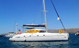 "46ft ""Zafira"" Bahia Cruising Catamaran Rental In Potrero, Costa Rica"
