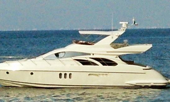 Cruise In Luxury On A Power Mega Yacht Puerto Vallarta, Jalisco