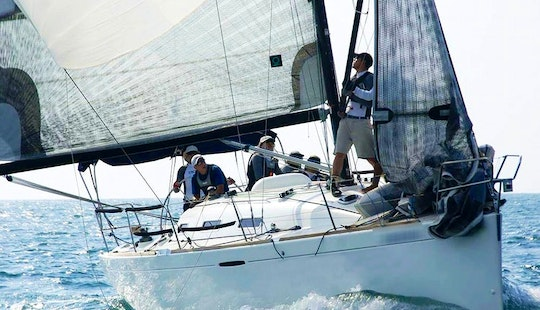 Sailing Charter 37' Beneteau First Cruising Monohull In Cartagena, Colombia