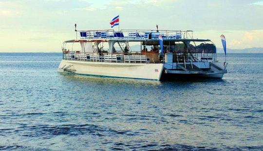 85' Catamaran Ocean Tours, Guanacaste, Costa Rica