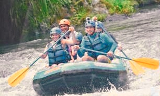 Rafting In Ubud