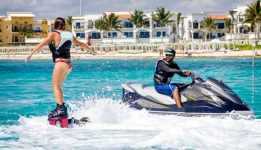 Flyboard Rental In Playa Del Carmen