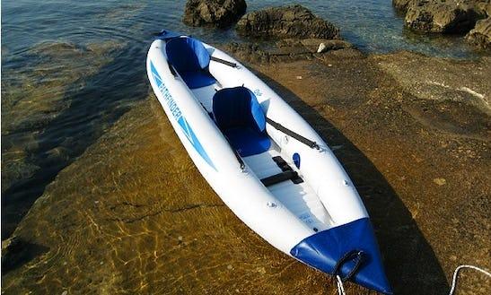 Rent Inflatable Kayaks In Split - Sibenik Area, Croatia