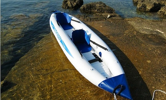 Rent Inflatable Kayaks In Split - Sibenik Area, Croatia