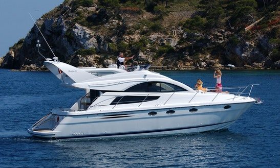 Fairline Phantom 40 In Dubrovnik