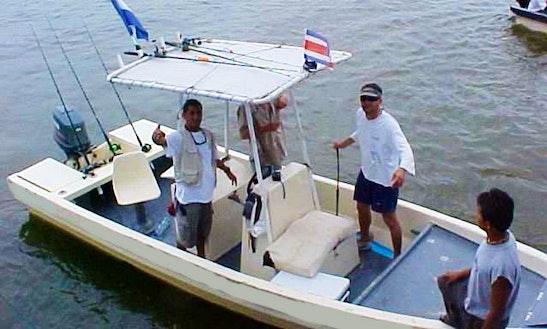 Julia Brava Fishing Boat Charter In San Carlos