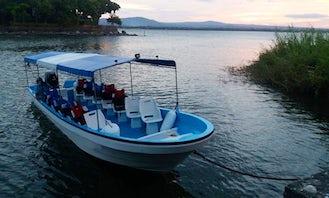 Charter a River Boat in Granada, Nicaragua