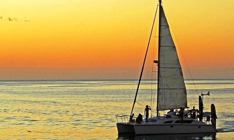 34' Gemini Catamaran Cruising Catamaran Charter in El Gigante, Nicaragua