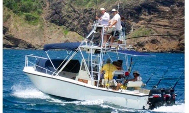 San Juan Fishing Charter in Nicaragua