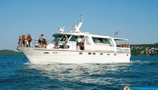 Cruise In Style On A Private Charter In Trogir